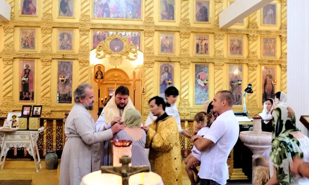 Служение митрополита Александра