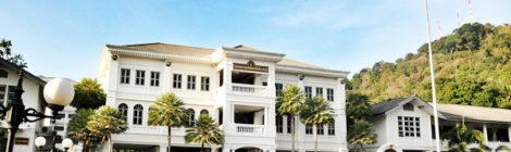 Посещение Satree Phuket School