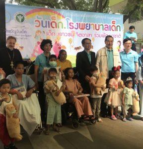 В Таиланде отметили День детей