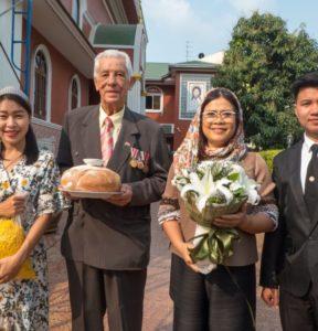 Визит в Таиланд митрополита Сингапурского и Юго-Восточно-Азиатского Сергия